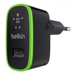 Фото Сетевое зарядное устройство Belkin Home Charger 2.1A (F8J052) Black