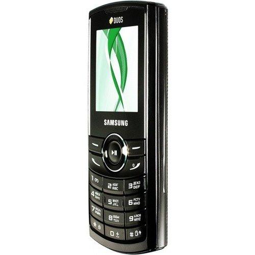 Фото Мобильный телефон Samsung E2232 Duos Black