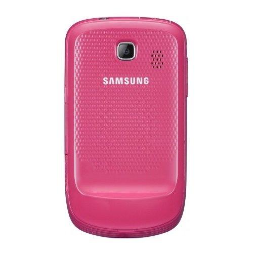Фото Мобильный телефон Samsung S3850 Corby II Candy Pink