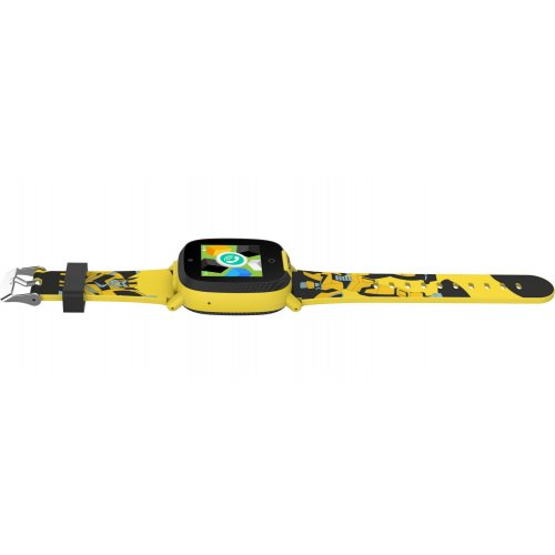 Фото Умные часы Nomi Kids Transformers W2s Yellow
