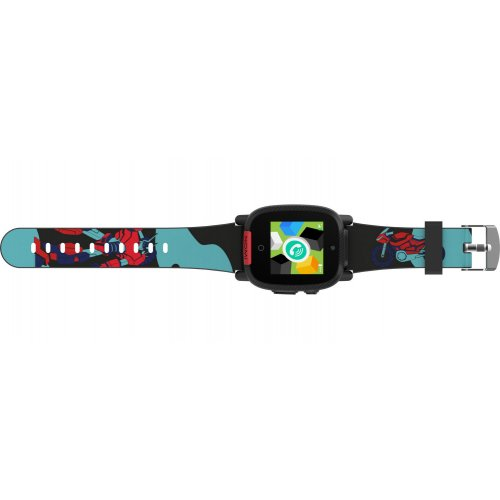Фото Умные часы Nomi Kids Transformers W2s Black