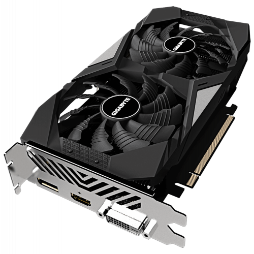 Фото Gigabyte GeForce GTX 1650 SUPER WINDFORCE OC 4096MB (GV-N165SWF2OC-4GD)