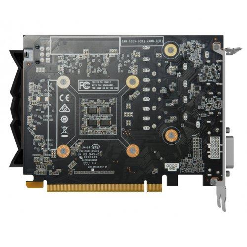 Фото Видеокарта Zotac GeForce GTX 1650 SUPER Twin Fan 4096MB (ZT-T16510F-10L)