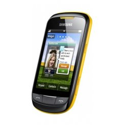 Фото Мобильный телефон Samsung S3850 Corby II Festival Yellow