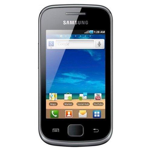 Фото Смартфон Samsung Galaxy Gio S5660 Dark Silver