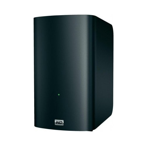 Фото Внешний HDD Western Digital My Book Live Duo 6TB WDBVHT0060JCH-EESN