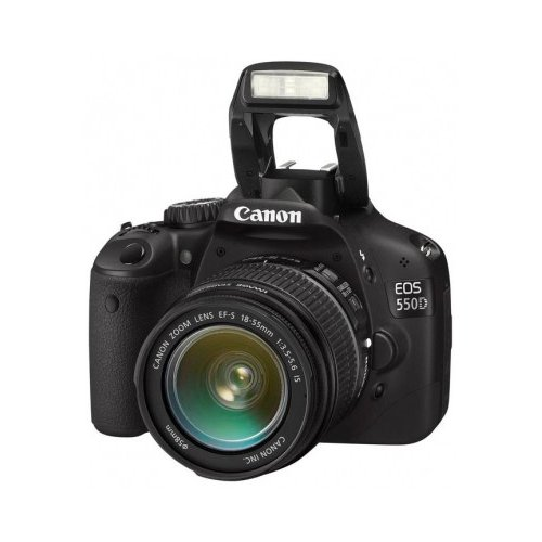 Фото Цифровые фотоаппараты Canon EOS 550D 18-55 IS Kit