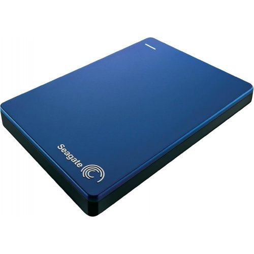 Фото Внешний HDD Seagate Backup Plus Portable 1TB STDR1000202 Blue