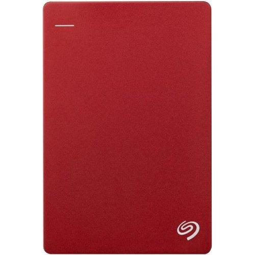 Фото Внешний HDD Seagate Backup Plus Portable 1TB STDR1000203 Red