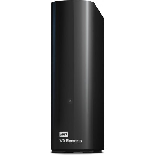 Фото Внешний HDD Western Digital Elements Desktop 2TB WDBWLG0020HBK-EESN Black