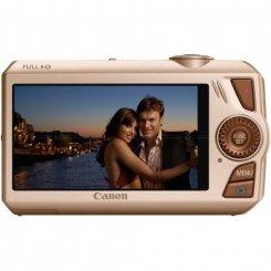 Фото Цифровые фотоаппараты Canon IXUS 1000 HS Brown