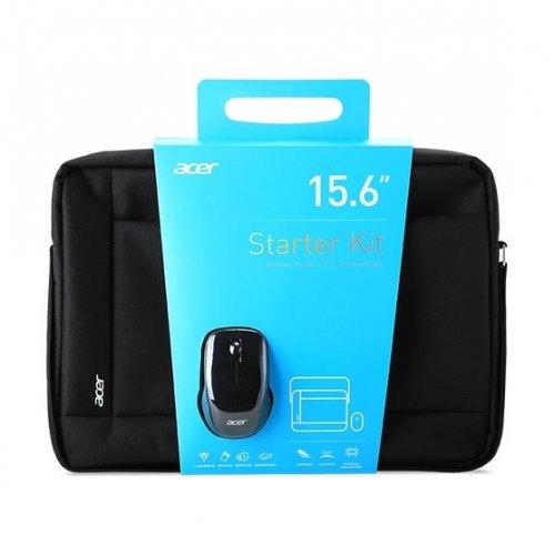 Купить Сумки, Acer 15.6 Notebook Starter Kit + mouse (NP.ACC11.02A) Black