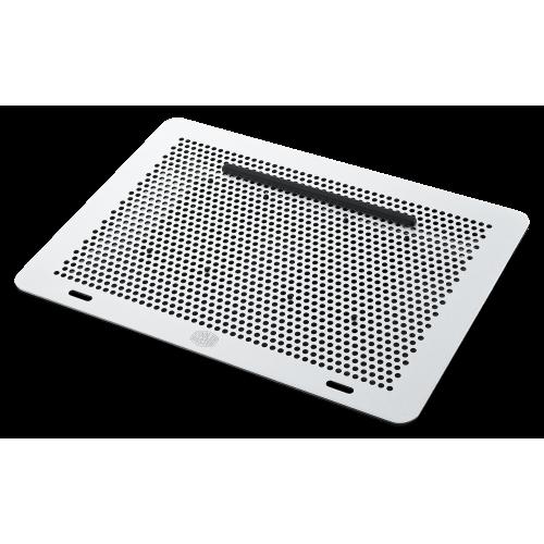 Фото Подставка для ноутбука Cooler Master MasterNotepal Pro (MNY-SMTS-20FY-R1) Silver