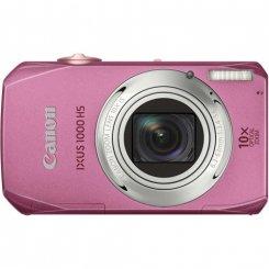Фото Цифровые фотоаппараты Canon IXUS 1000 HS Pink