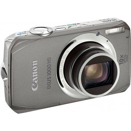 Фото Цифровые фотоаппараты Canon IXUS 1000 HS Silver
