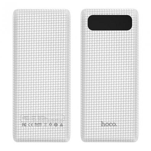 Фото Внешний аккумулятор Hoco B20A-20000 Mige LED Digital display 20000mAh White