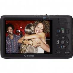 Фото Цифровые фотоаппараты Canon IXUS 130 Black