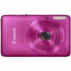 Фото Цифровые фотоаппараты Canon IXUS 130 Pink