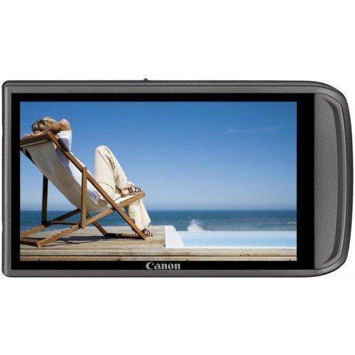 Фото Цифровые фотоаппараты Canon IXUS 210 Black