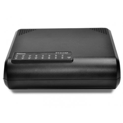 Фото Сетевой коммутатор Netis Fast Ethernet ST3116P