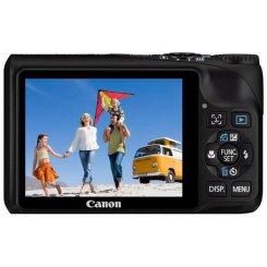 Фото Цифровые фотоаппараты Canon PowerShot A2200 Black