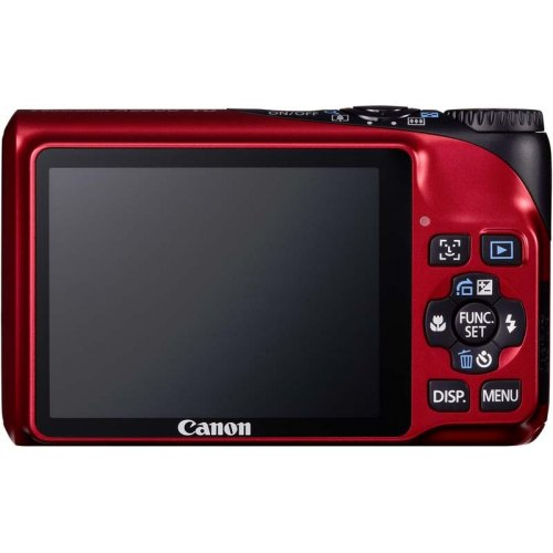 Фото Цифровые фотоаппараты Canon PowerShot A2200 Red