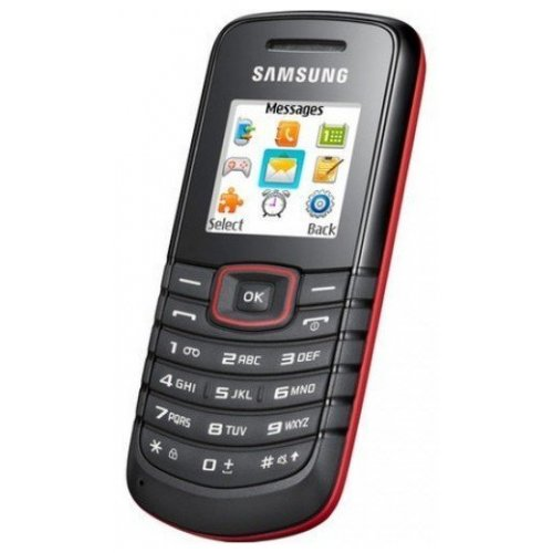 Фото Мобильный телефон Samsung E1081T Red