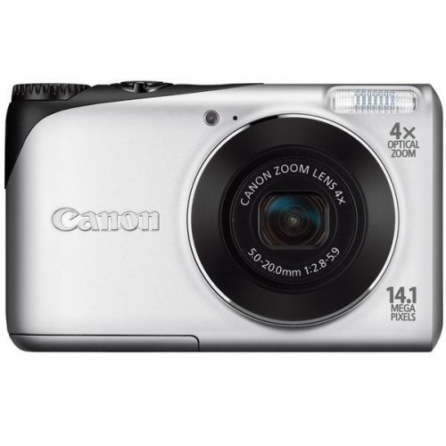 Фото Цифровые фотоаппараты Canon PowerShot A2200 Silver