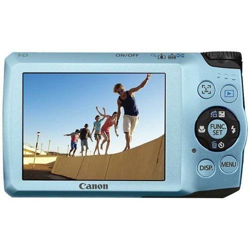 Фото Цифровые фотоаппараты Canon PowerShot A3200 IS Aqua