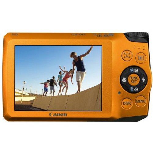 Фото Цифровые фотоаппараты Canon PowerShot A3200 IS Orange
