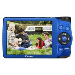 Фото Цифровые фотоаппараты Canon PowerShot A3300 IS Blue