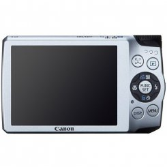 Фото Цифровые фотоаппараты Canon PowerShot A3300 IS Silver
