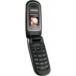 Фото Мобильный телефон Samsung E1150 Ruby Red
