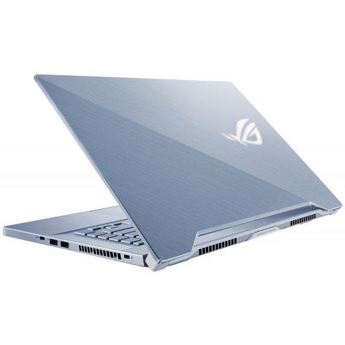 Фото Ноутбук Asus ROG Zephyrus M GU502GV-AZ066T (90NR02E4-M01400) Silver Blue
