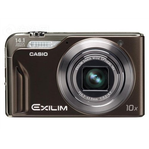 Фото Цифровые фотоаппараты Casio Exilim EX-H15 Brown