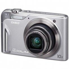 Фото Цифровые фотоаппараты Casio Exilim EX-H15 Silver