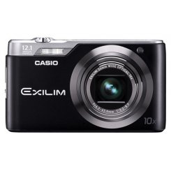 Фото Цифровые фотоаппараты Casio Exilim EX-H5 Black