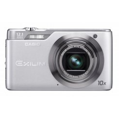 Фото Цифровые фотоаппараты Casio Exilim EX-H5 Silver