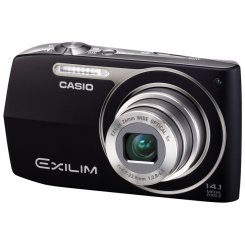 Фото Цифровые фотоаппараты Casio Exilim EX-Z2300 Black