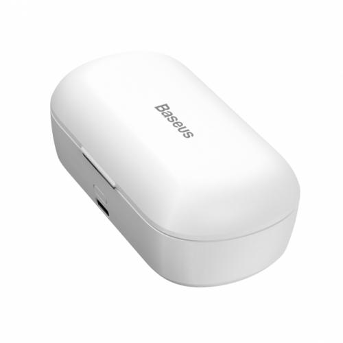 Фото Наушники Baseus Encok True Wireless Earphones W01 (NGW01-02) White