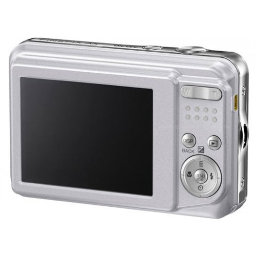 Фото Цифровые фотоаппараты Fujifilm FinePix AV200 Silver
