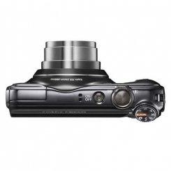 Фото Цифровые фотоаппараты Fujifilm FinePix F300EXR Black