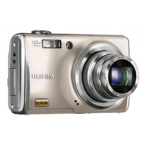 Фото Цифровые фотоаппараты Fujifilm FinePix F80EXR Silver