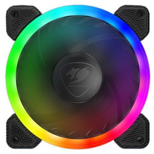 Фото Кулер для корпуса Cougar Vortex FCB 120 RGB