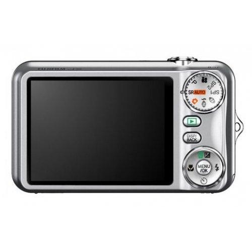 Фото Цифровые фотоаппараты Fujifilm FinePix JX250 Silver