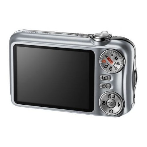 Фото Цифровые фотоаппараты Fujifilm FinePix JX300 Silver