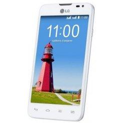 Фото Смартфон LG Optimus L65 D285 Dual Sim White