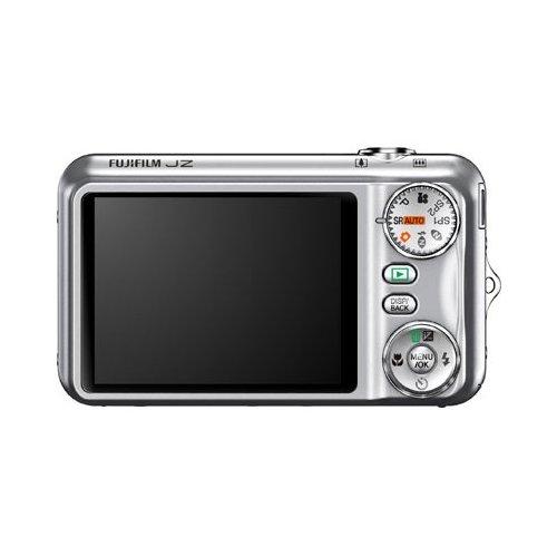 Фото Цифровые фотоаппараты Fujifilm FinePix JZ500 Silver