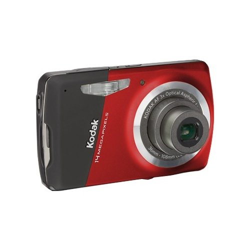 Фото Цифровые фотоаппараты Kodak EasyShare M531 Red