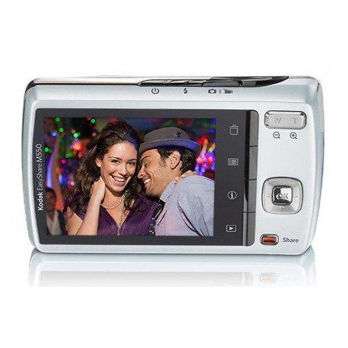 Фото Цифровые фотоаппараты Kodak EasyShare M550 Blue